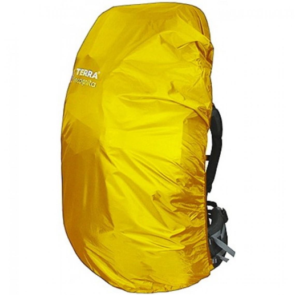 Raincover на туристическом рюкзаке