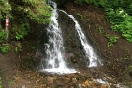Водопад Салатручиль, река Салатрук